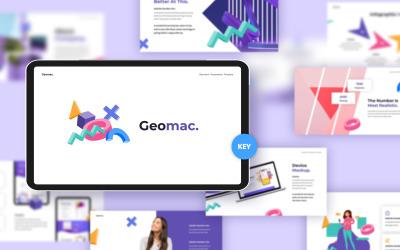 Geomac Creative - Keynote template