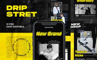 Dripstret  – Hypebeast Fashion Instagram Social Media