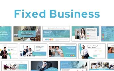 Fixed Business Keynote