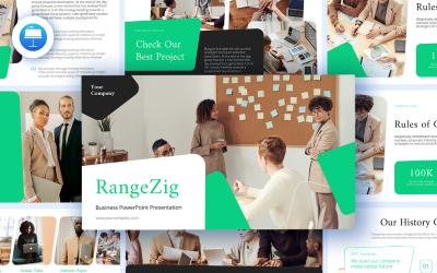 RangeZig Keynote Business Presentation