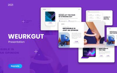 Weurkgut Business Keynote Template