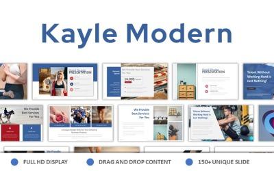 Kayle Modern Keynote Template