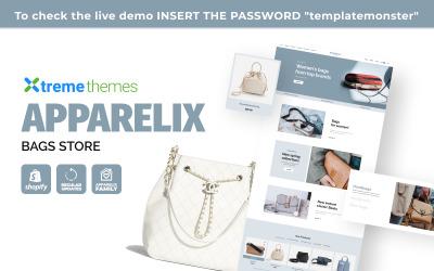 Shopparify téma Apparelix Bags