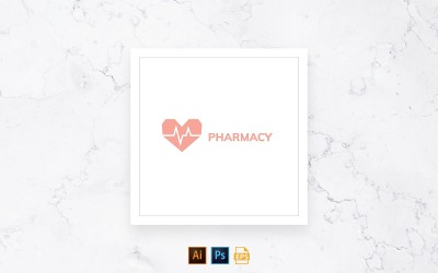 Ready-to-Use Pharmacy Logo Template