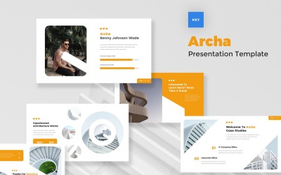 Archa - Architecture Agency Keynote Template