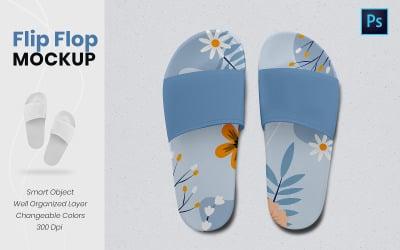 Flip Flop Product Mockup