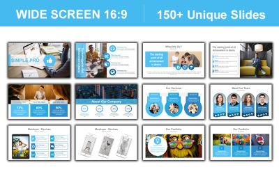 Complete Business Pack Presentation Keynote Template