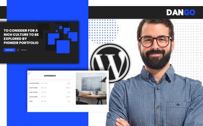 Dango - Digital Agency WordPress Theme