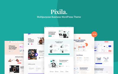 Pixila - Multipurpose Business WordPress Theme