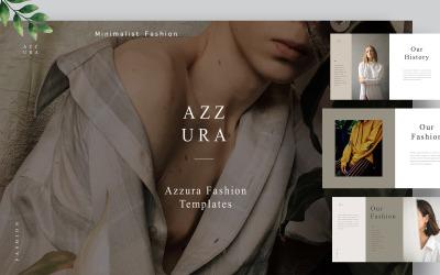 Azzura Branding Keynote
