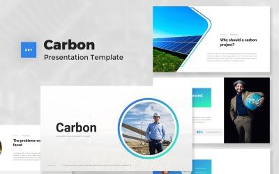 Carbon - Renewable Energy Keynote Template