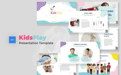 Kids Play - Kids & Baby Keynote Template