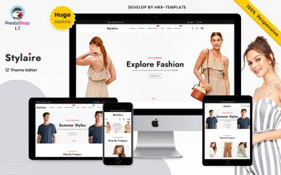 Stylaire Fashion Store per modelli di temi Prestashop