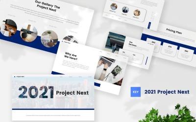 2021 Project Next keynote Template