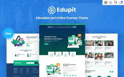 Edupit  - Education LMS Responsive WordPress Theme