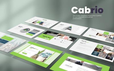 Cabrio Keynote Templates