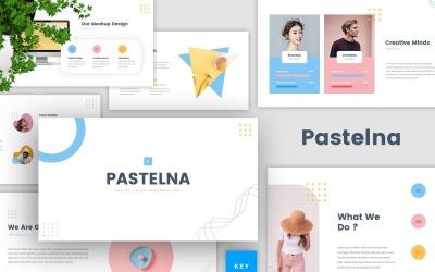 Pastelna - Pastel Color Keynote