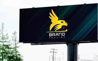 Altın Kartal Logo şablonu