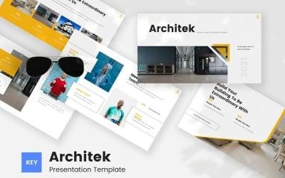 Architek - Architecture Keynote Template
