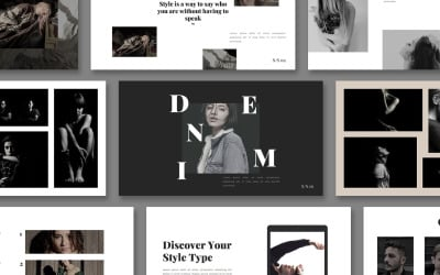 Powerpoint Template AVALONE