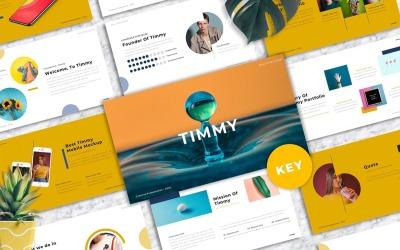Timmy - Creative Keynote