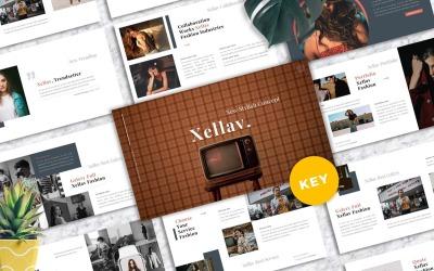 Xellav - Fashion Keynote