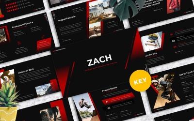 Zach - Extreme Sport Keynote