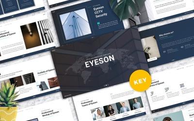 Eyeson - CCTV Keynote