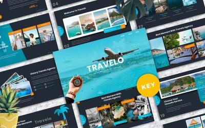 Travelo - Travel Keynote