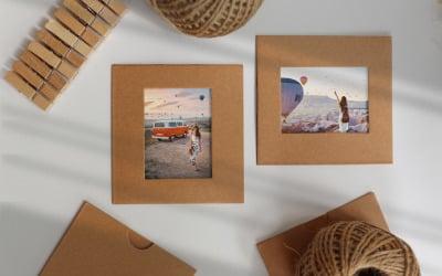 Cestovní fotorámeček Maketa produktu