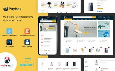 Paybox - Multipurpose OpenCart Template