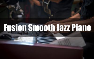 Fusion Smooth Jazz Piano Stock Music