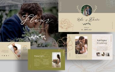 Fleur Wedding Keynote Templates