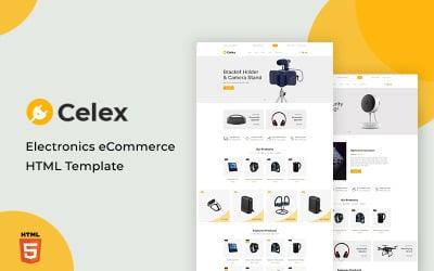 Celex - Electronics eCommerce Website Template