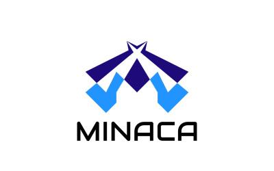 Letter MA - Modern Logo Template