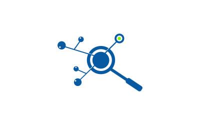 Search Tech Logo Template