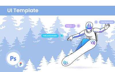 Ski-book - Ski Multi-concept Minimal Template