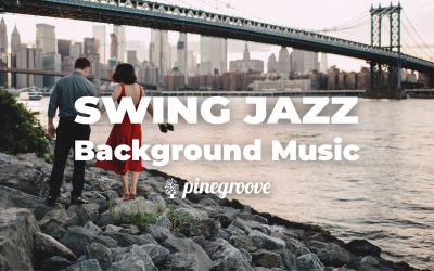 Romantická komedie - jazzová hudba