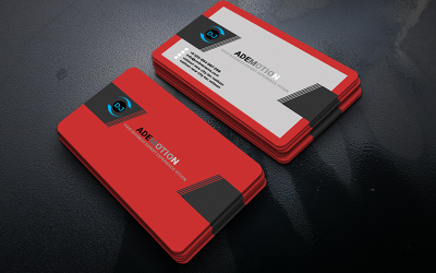 Excellent Business Card so-75