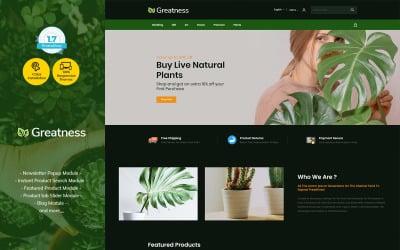Greatness Tree Plant - Flower Prestashop Theme