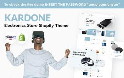 Kardone Electronics Store Shopify Theme