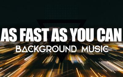 Tak szybko, jak tylko potrafisz. Muzyka