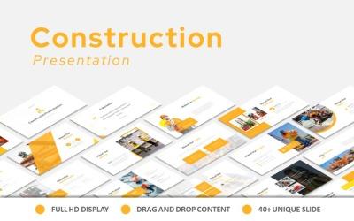 Construction Keynote Presentation