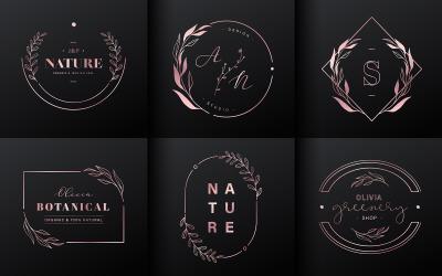 Luxury Logo Design Collection Editable