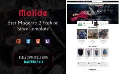 Malide-多用途响应式Magento 2主题