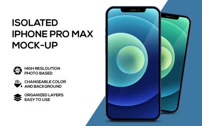 Iphone 12 Phone Mockup Template