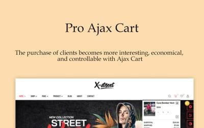 TM Xstreet - Street Style Fashion Prestashop Theme