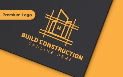 Build Construction Logo Template