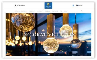 Lighting - Light Store Opencart Theme