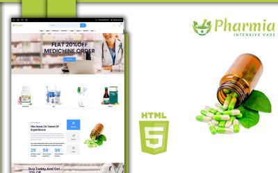 Pharmia - Pharmacy Store HTML Template